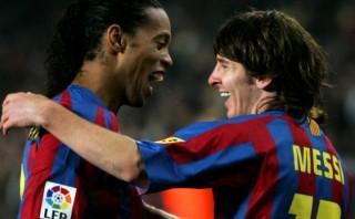 Barcelona goleó 6-0 al Atlético, su mejor resultado de visita
