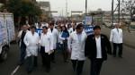 Huelga médica: galenos retomarán medida de fuerza en febrero - Noticias de homologación de sueldos
