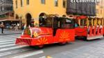 El conductor del Trencito de Lima - Noticias de marcelo mundaca