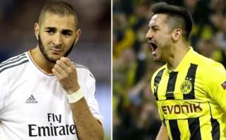 Real Madrid daría a Benzema al Dortmund a cambio de Gündogan