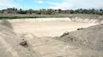 Andenes del siglo XIV fueron dañados para hacer campo deportivo - Noticias de drc