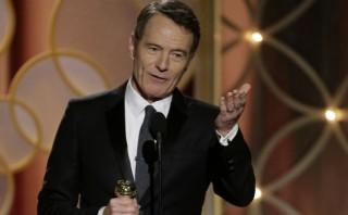 """Globo de Oro: """"Breaking Bad"""" obtuvo dos premios"""