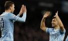 Manchester City goleó 5-0 al Blackburn en el regreso de Agüero