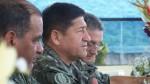 General EP es el nuevo jefe del comando especial Vraem - Noticias de bombardeo en mazángaro
