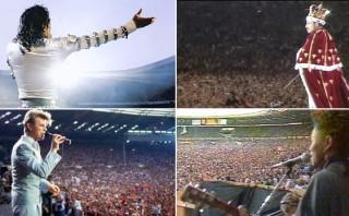 Homenaje a Wembley: cinco grandes conciertos en ese estadio