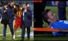 ¿Por qué Neymar no salió en camilla como los del Getafe?