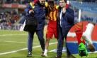 Neymar será baja tres o cuatro semanas por lesión al tobillo