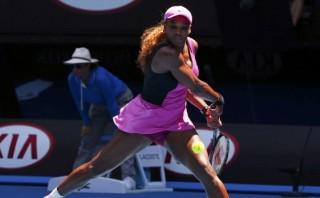 Serena Williams gana e impone récord en el Abierto de Australia