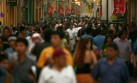 Lima tiene 8'693.387 habitantes, reveló el INEI