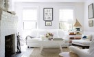 Logra ambientes más amplios, usando el blanco en la decoración