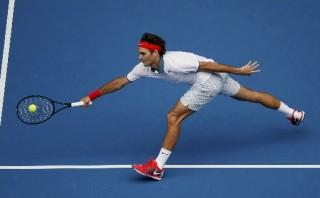 Federer avanzó a octavos de Australia sin perder un set