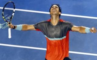 Nadal arrasó con Monfils y clasificó a octavos en Australia