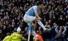 Manchester City ganó 4-2 al Cardiff y suma 7 triunfos seguidos