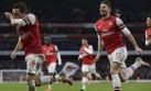 Arsenal ganó 2-0 al Fulham con doblete de Cazorla y sigue líder