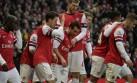 Lección de fútbol: mira el estupendo gol de Arsenal ante Fulham
