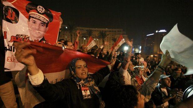 Egipto ratifica su nueva Constitución con el 98% de los votos