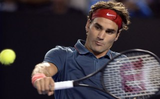 Federer venció a Tsonga en Australia e igualó récord de Connors
