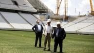 FIFA visitará estadios cada mes hasta el inicio del Mundial