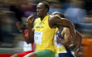Usain Bolt correrá los 100 metros en la Liga Diamante de París