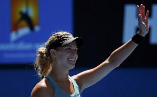 Duelo de bellezas: Bouchard eliminó a Ivanovic de Australia