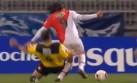 ¿Fuera del Mundial? Radamel Falcao se lesionó en esta jugada