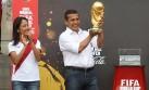 Gana Perú minimizó percance entre Copa FIFA y Nadine