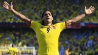 Radamel Falcao: esta es la zona de la grave lesión del 'Tigre'