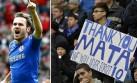 """Mata y su adiós al Chelsea: """"Gracias... han sido increíbles"""""""