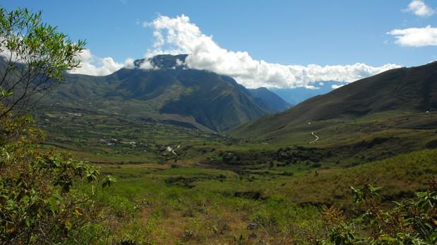 Maricarmen Marín narra su viaje por Cajamarca