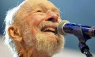 Murió Pete Seeger, leyenda del folk estadounidense