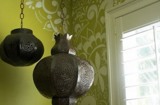 Cinco estilos creativos para destacar tus paredes