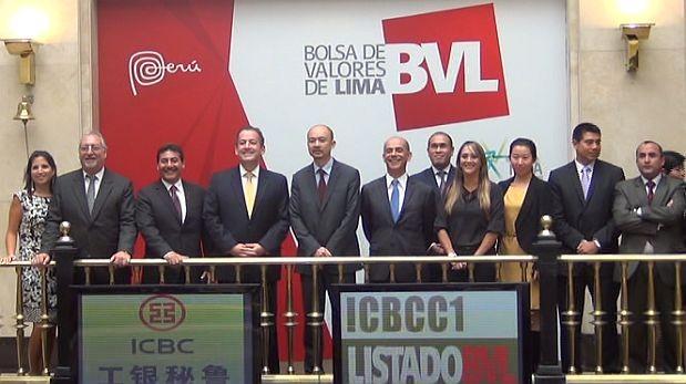ICBC, el mayor banco del mundo, operará en Perú en febrero