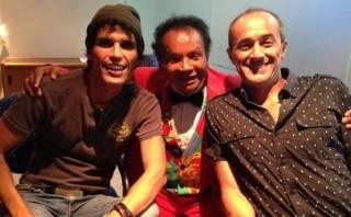 Pedro Suárez Vértiz y su encuentro con Alcántara y Melcochita