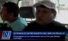 Agentes del INPE almorzaron con preso en restaurante