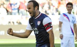 EE.UU. ganó 2-0 a Corea del Sur en preparación para Brasil 2014