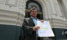 Perú Posible no blindará a Omonte ante eventual investigación