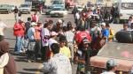 Obreros protestaron por sueldos atrasados en Día del Pisco Sour - Noticias de jesus obrero