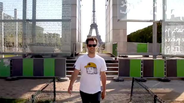 [Video] Jóvenes viajeros dan la vuelta al mundo en un minuto