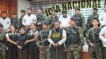 Policía busca en la selva a 8 integrantes de La Gran Familia - Noticias de miguel angel ugaz