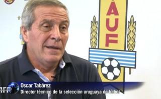 """Tabárez no tiene """"un gran favorito"""" al título en Brasil 2014"""