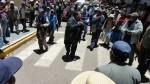 Despejan vía Puno-Desaguadero cerrada por pobladores de Pilcuyo - Noticias de pobladores de pilcuyo