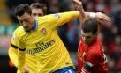Ozil, gran culpable de la debacle del Arsenal según británicos