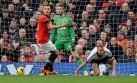 Manchester United se dejó empatar 2-2 por Fulham a los 94'
