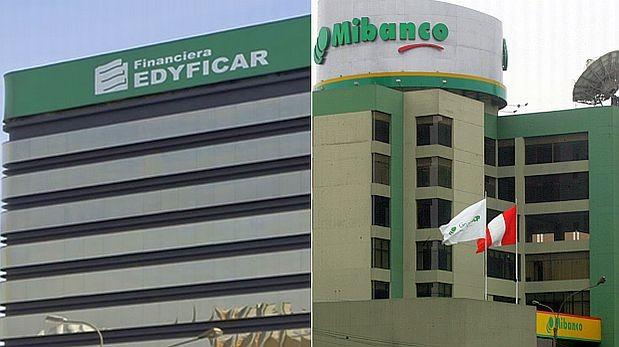 ¿Qué originará la fusión de Mibanco y Financiera Edyficar?