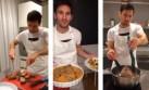 Lionel Messi perdió apuesta y mostró su faceta de cocinero