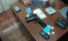 Asaltantes usaban arma de fogueo para robar en Cercado de Lima