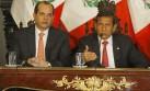 Castilla: El sueldo del presidente Humala no va a variar