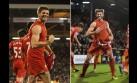 Steven Gerrard el superhéroe de los hinchas del Liverpool