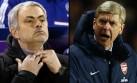 """José Mourinho: """"Arsene Wenger es un especialista en fracasos"""""""