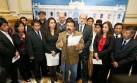 Gana Perú: denuncias contra Uribe deben ser investigadas